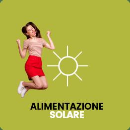 Alimentazione solare per automazioni