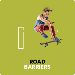 Road barriers automation