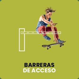 Automatización para barreras de acceso