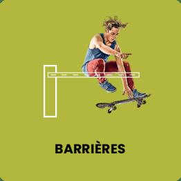 Automatismes pour barrières
