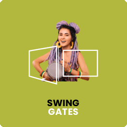 Automations for swing gates