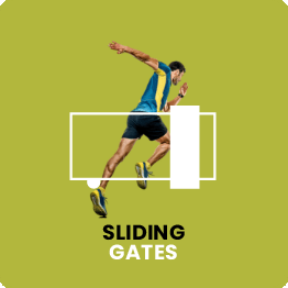 Automations for sliding gates