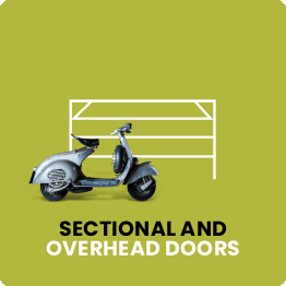 Automations for sectional and overhead doors