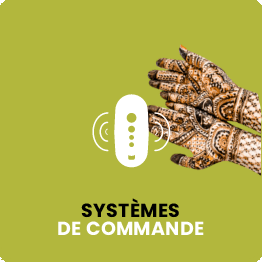 Systèmes de commande pour les automatismes