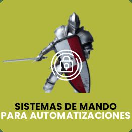 Sistemas de seguridad para las automatizaciones